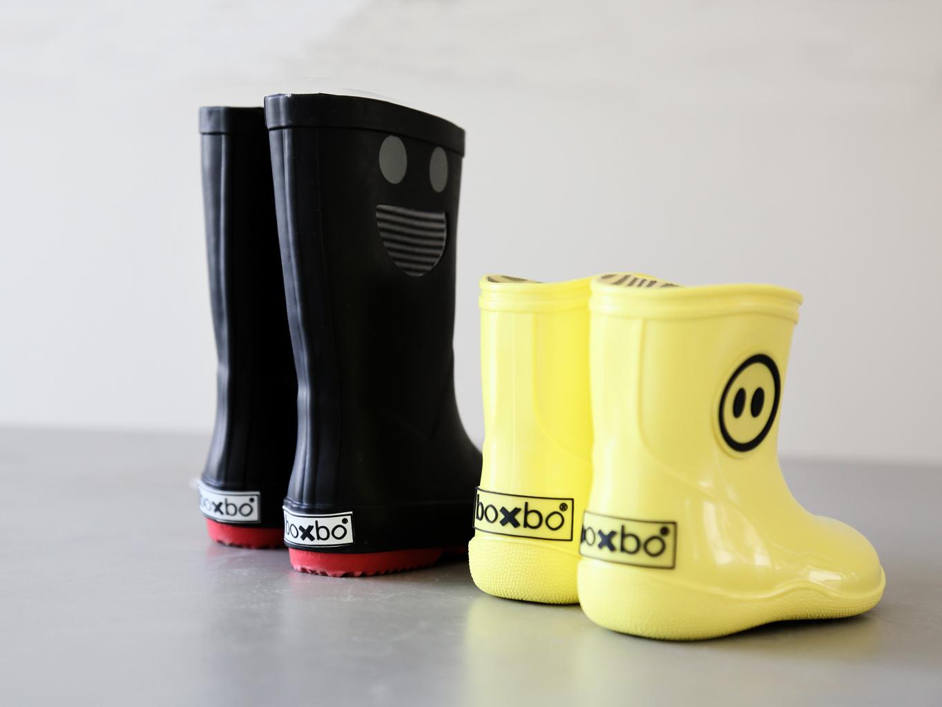 BOXBO rainboots regenlaarzen kinderen kindermode