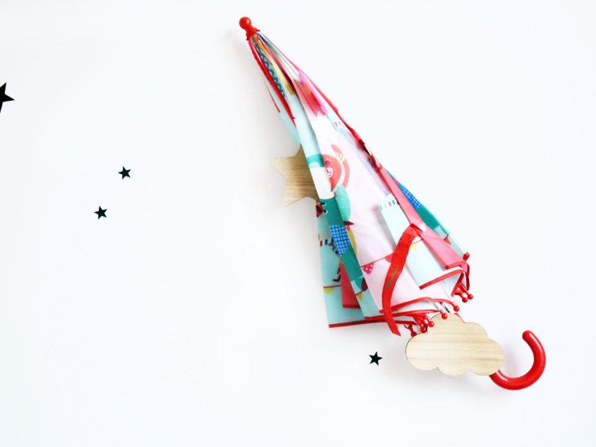 Met een paraplu van Lilliputters wordt regen een groot feest