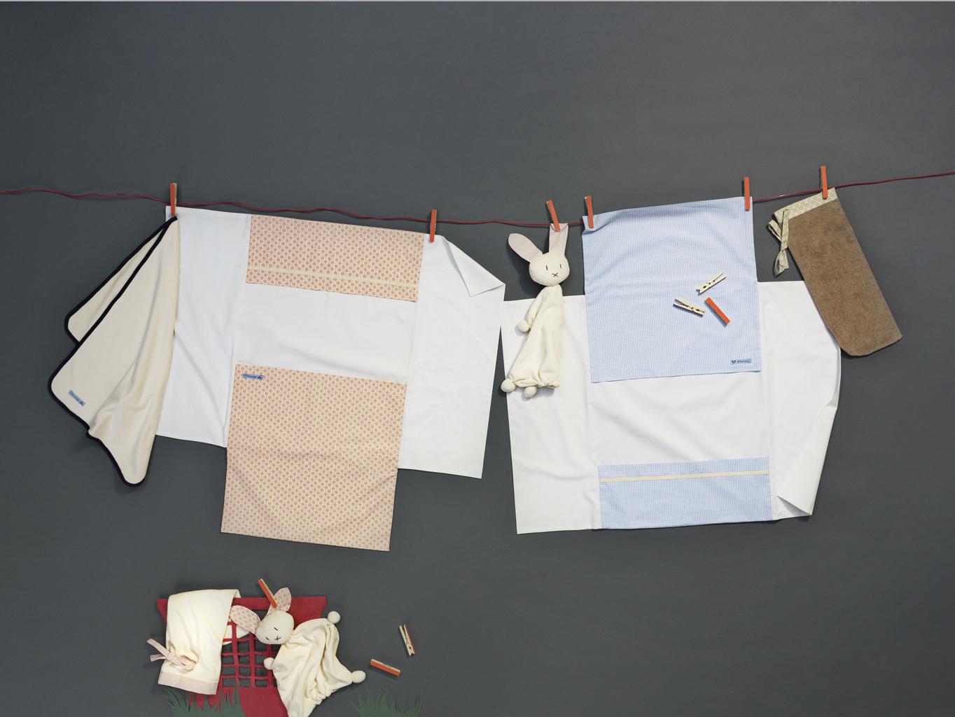 Evy+Anne sleepstyle dekentje lakentje voor kinderwagen ledikant Moosje