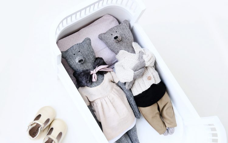 tweed bears by philomena kloss cute bears cool outfits knuffel