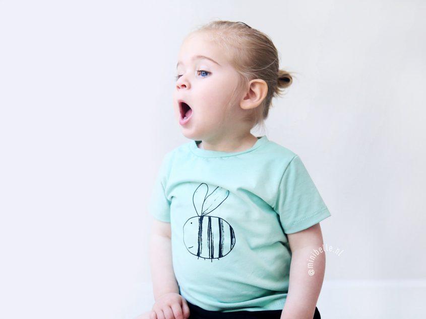 Gespot nieuwe kinderkleding merk ADAM + DE KLEINE WOLF