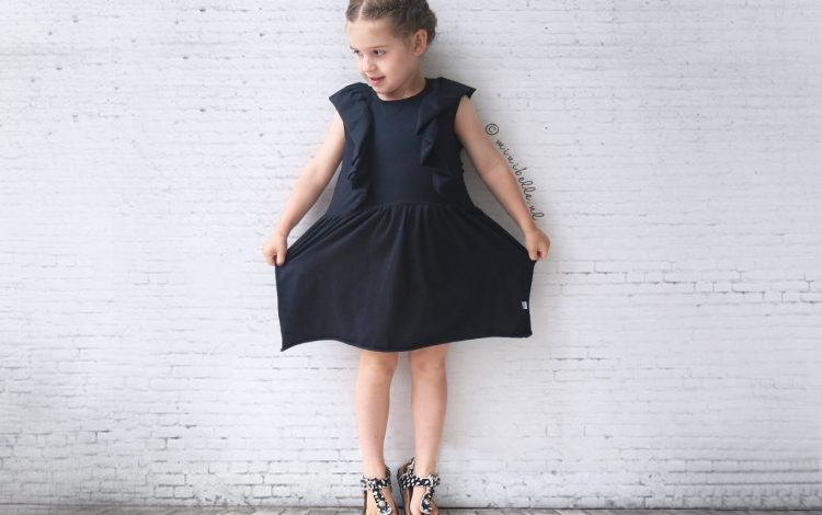 Budget outfit: Little black dress van Maufashion