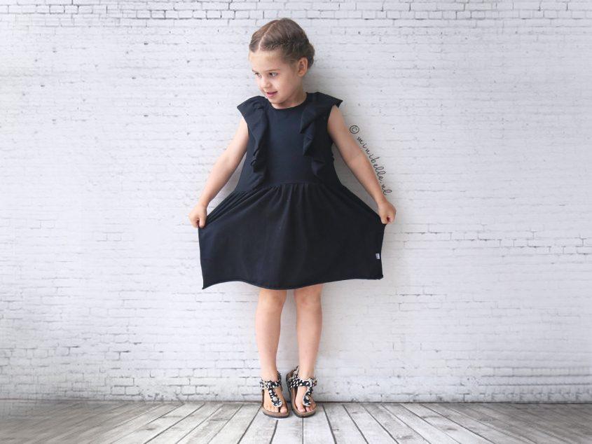 Budget outfit: Little black dress van Maufashion