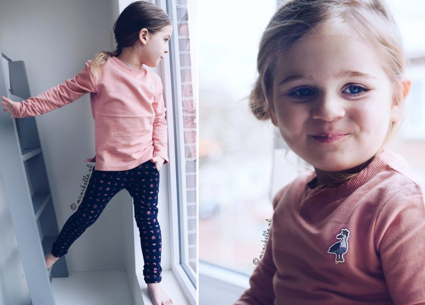 Belle en Lotus style | new brand: The Harbour Kids