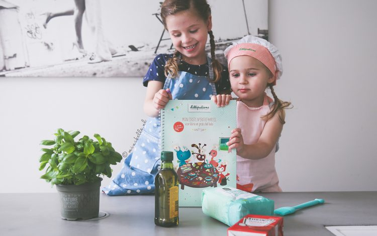 Heerlijk samen kokkerellen met het nieuwe kookboek van Lilliputiens