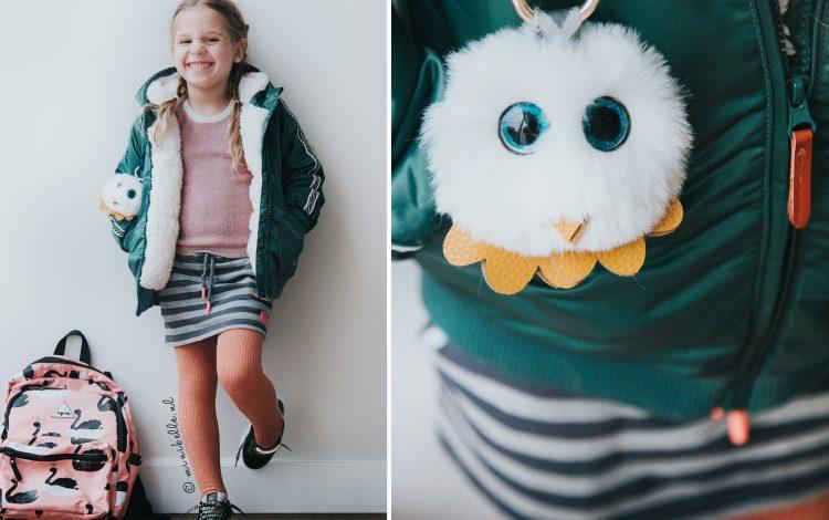 De nieuwe winterjas van Belle: AW18 Moodstreet