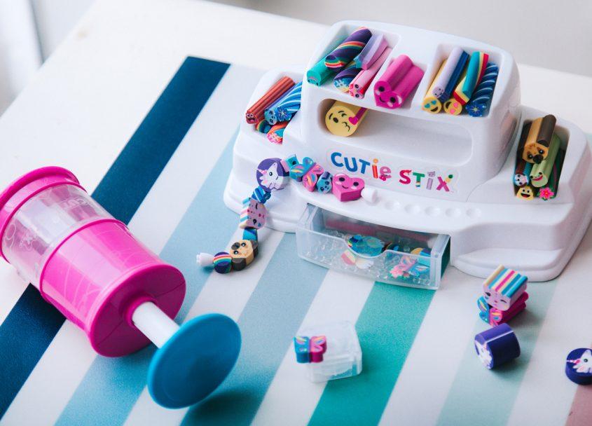 Creatief aan de slag: Ontwerp en maak jouw eigen sieraden met Cutie Stix