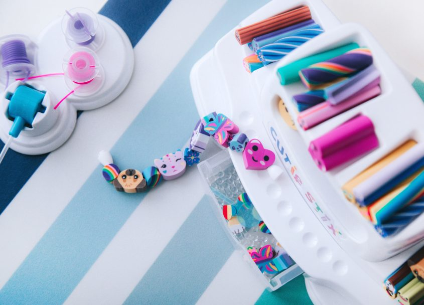 Creatief aan de slag: Ontwerp en maak je eigen sieraden met Cutie Stix