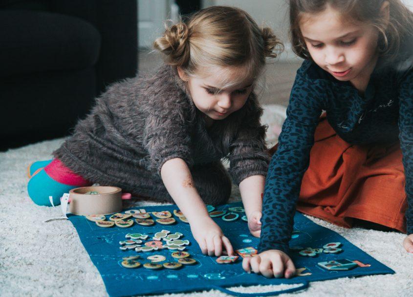 Educatief speelgoed voor peuters van Lilliputiens