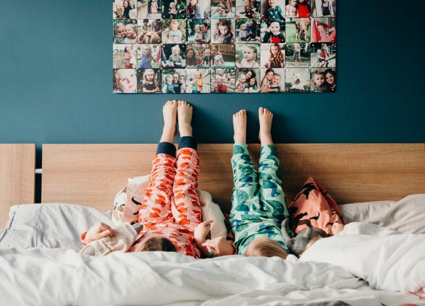 De leukste kinderpyjama's voor de winter: Maxomorra