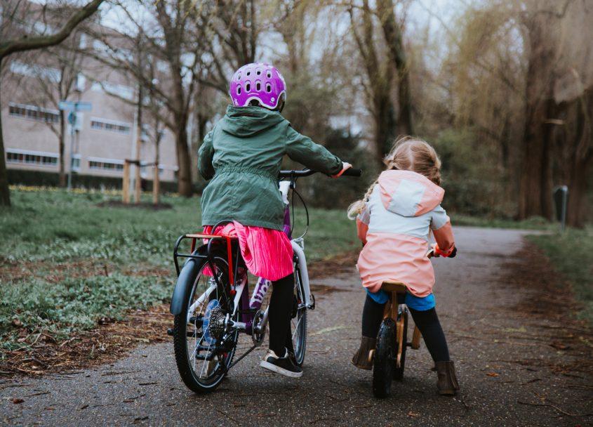 Eén van de beste lichtgewicht kinderfietsen: woom bike
