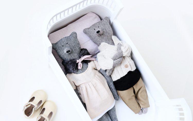tweed bears by philomena kloss cute bears cool outfits knuffel