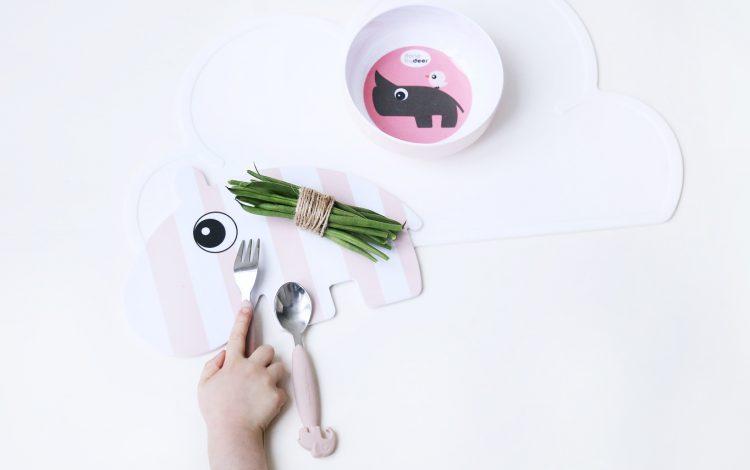 Dineren in stijl bij Done by deer: kinderservies placemat