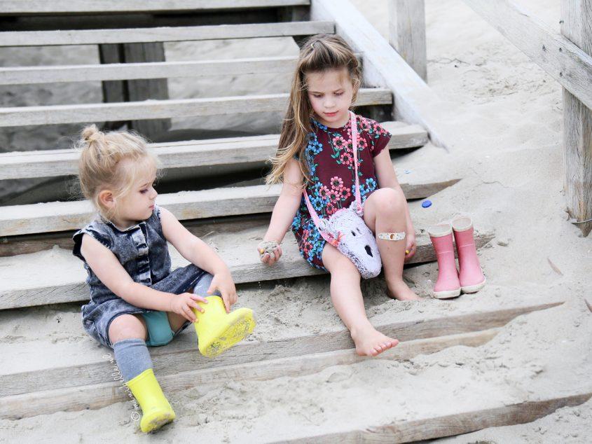 Hotspot weekend met kids aan zee