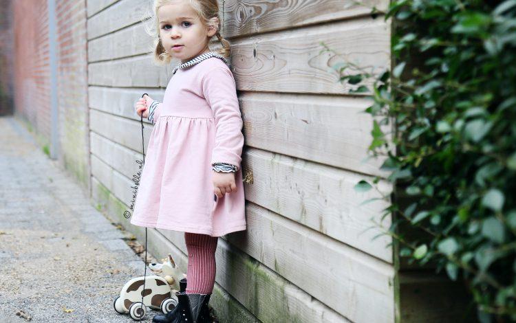 Musthave voor de meisjes: zwarte laarsjes van BunniesJR
