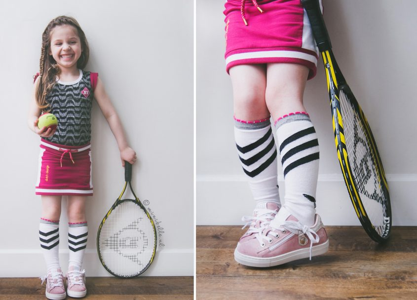 Belle style   Sportief en stoer Ninni-vi look