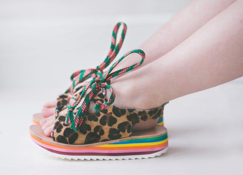 Dé musthave van deze zomer: hippe sandaaltjes van Maison Mangostan