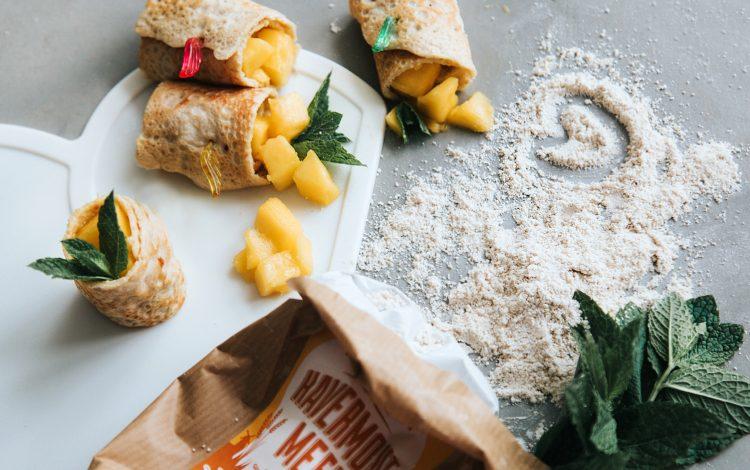 Gezonde en lekkere pannenkoeken voor ontbijt of lunch!