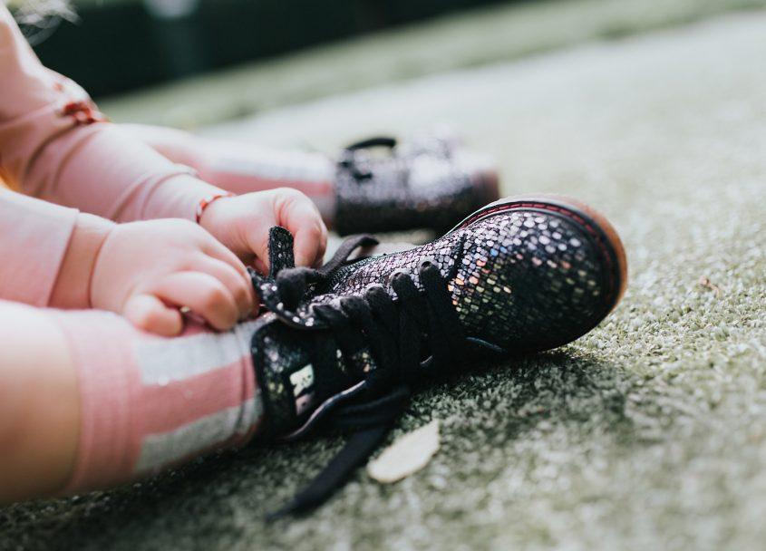 Let's talk about shoes: Red-rag schoenen voor rebelse meiden