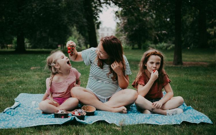 Genieten van de kleine dingen met je gezin!