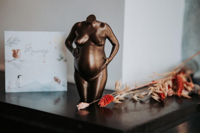 Een tastbare herinnering aan je zwangerschap